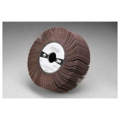 "6 x 1 x 1"" - 80 Grit - Aluminum Oxide - Cloth Wheel 244E"