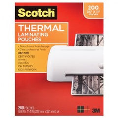 8.9X11.4 TP3854-200 SCOTCH THERMAL