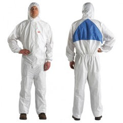 4540 MED DISPOSABLE COVERALL (AAD)