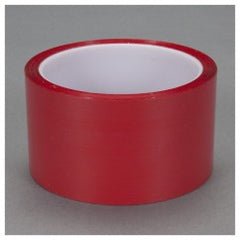3X72 YDS 850 RED 3M POLY FILM TAPE
