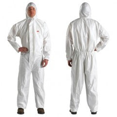 4510-L MED DISPOSABLE COVERALL