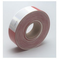 2X150' RED/WHT CONSP MARKING ROLL