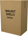 Abrasive Media - 50 lbs 6/10 Walnut Shells