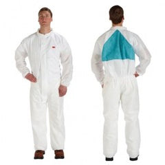 4520CS 4XL BLK DISPOSABLE COVERALL