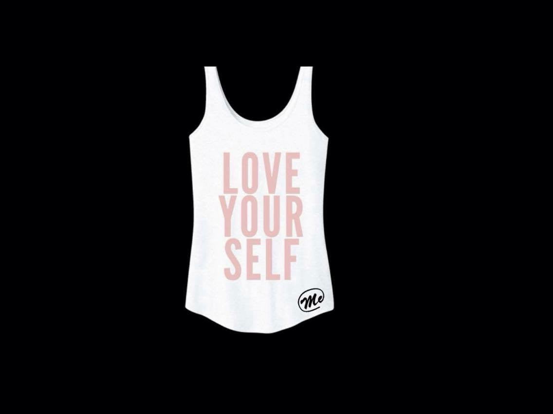 @ ME LADIES TANK TOP