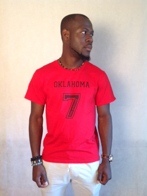 Red Oklahoma TEES