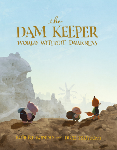 The Dam Keeper Graphic Novel (Book Two)