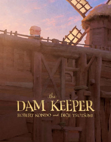 **The Dam Keeper Graphic Novel (Book One) Autographed by Dice Tsutsumi and Robert Kondo