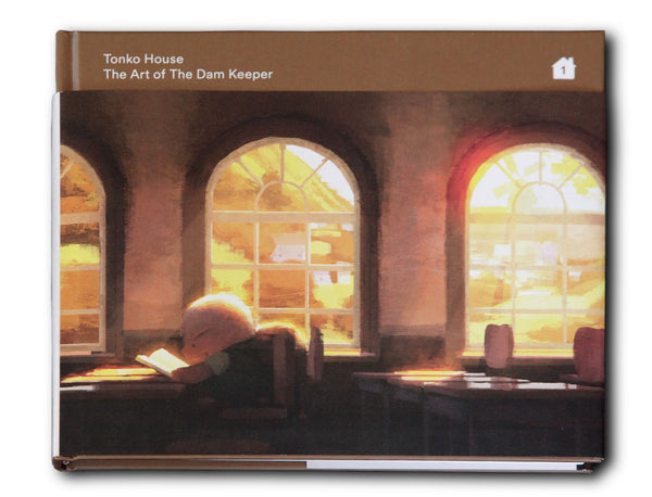 * The Art of The Dam Keeper Book (Signed by directors) *