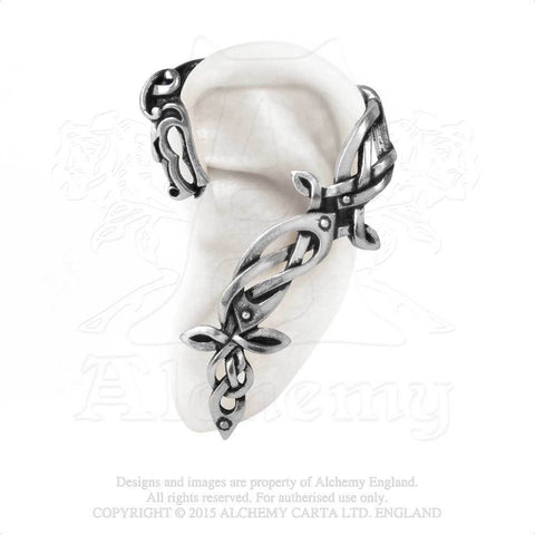 Osberg Dragon Ear Wrap Earring