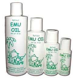 Emu Oil 1oz
