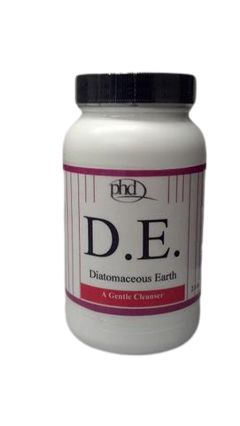 Diatomaceous Earth: Small
