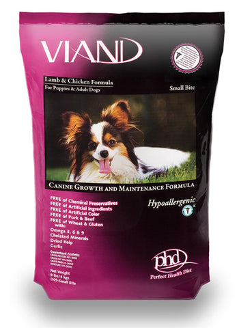 Viand Small Bite Dog Food