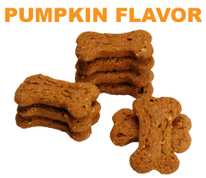 Pumpkin Treats 8 oz.