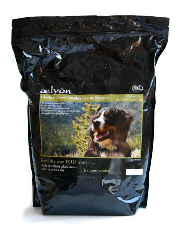 Aelyon All-Natural Dehydrated Chicken based Dog Food 7.0 lb.