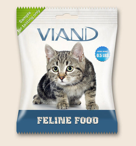 Viand  Cat Food Sampler