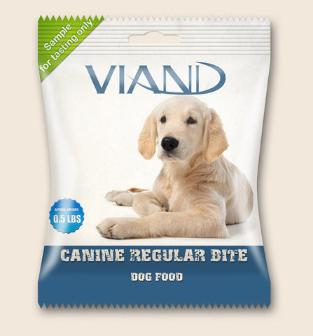 Viand Dog Regular Bite Sampler