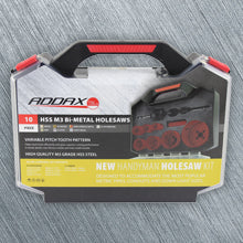 Handyman Holesaw Kit