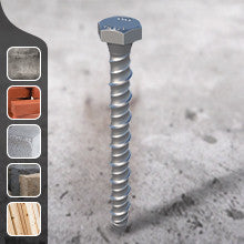 Multi-Fix Concrete Bolt