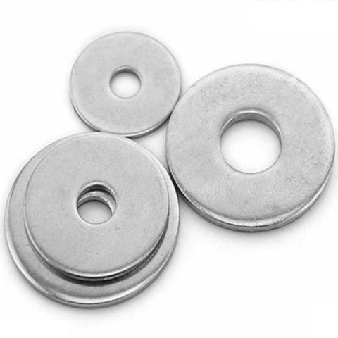 Form G Mild Steel, Galvanised Washers. DIN 9021