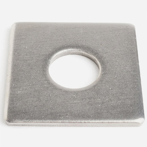 Stainless Steel Square Plate Washers A2