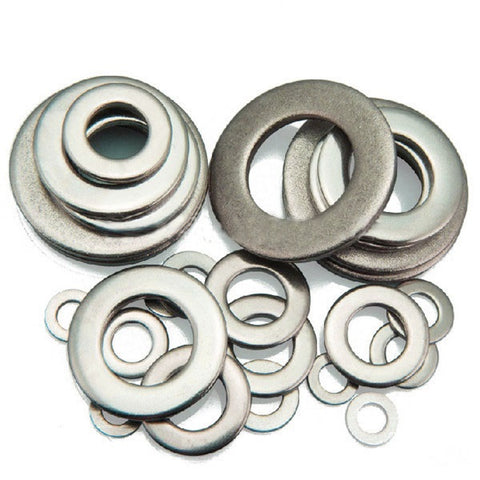 Stainless Steel Washers All Types A2 & A4