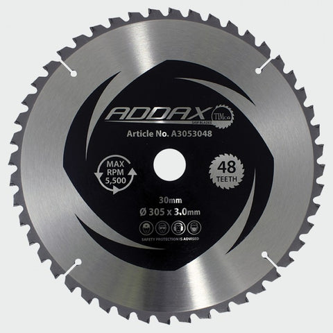 TCT -5 Degree Aluminium Saw Blades