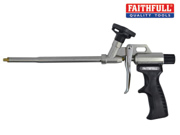 Faithfull Foam (Spurt) Gun - FAIFOAMGUNPU