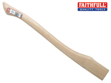 Hickory Axe Handle 915 x 92mm (36 x 3.5/8in) FAIHA36312