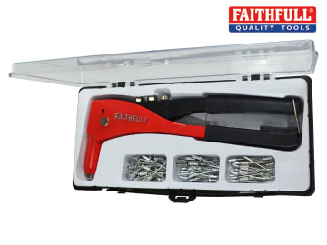 Heavy-Duty Riveter Kit FAIHDRKIT