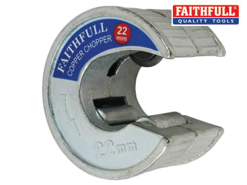 Faithfull Pipe Slicer Copper Choppers 22mm - FAIPCC22