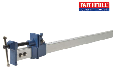 Aluminium Quick-Action Sash Clamp 1100mm (44in) Capacity FAISCAL48