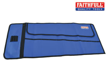15 Pocket Tool Roll 32 x 77cm FAITR15