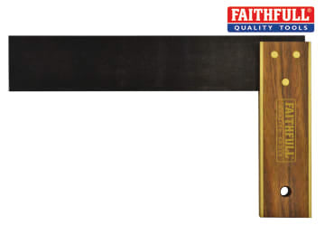 Faithfull Carpenter's Try Square 230mm (9.1/2in) - FAITRY9