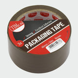 Packaging Tape 50m x 48mm (Pack of 3 Rolls)