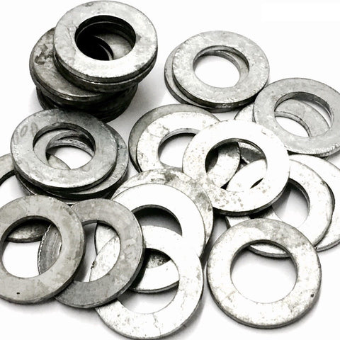 M27 Mild Steel Form A Flat Washers Galvanised DIN 125 (13 x 24 x 2.5mm)