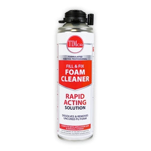Fill & Fix PU Foam Cleaner