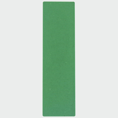 Flat Packers - 1mm x 100mm x 28mm - Green