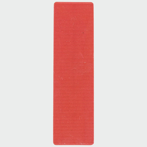 Flat Packers - 6mm x 100mm x 28mm - Red