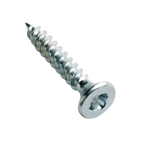 "10 x 2"" Countersunk Pozi No.2 Sentinel Security Woodscrew, Bright Zinc Plated"