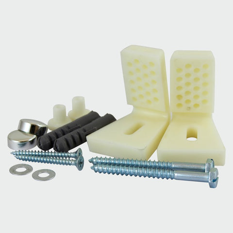 WC & Bidet Fixing Kit