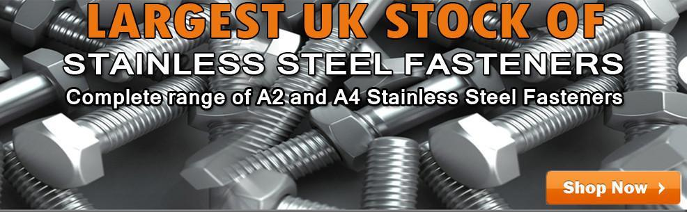 Stainless Steel Fastners
