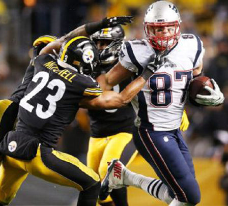 AFTER A RESURGENT SEASON, GRONK STARES DOWN FOOBALL'S ONE CERTAINTY