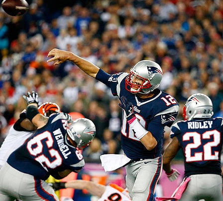 GIVEN THE WAY HE PREPARES, TOM BRADY WON'T BE SLOWING DOWN ANYTIME SOON