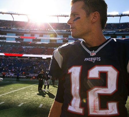 A chat with tom brady about his weird diet and staying young