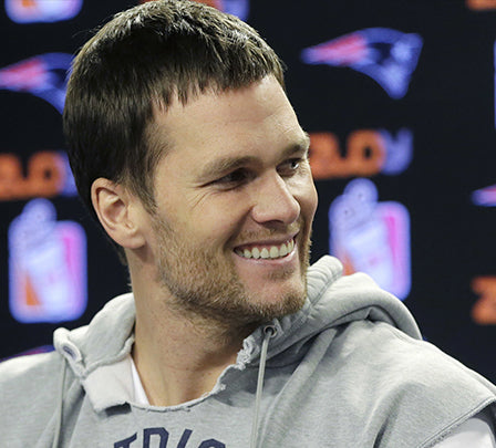For tom brady, age is just one more remarkable number