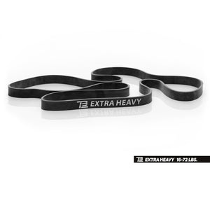 tb12 long extra heavy looped resistance band