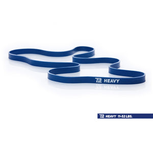 long heavy looped resistance band