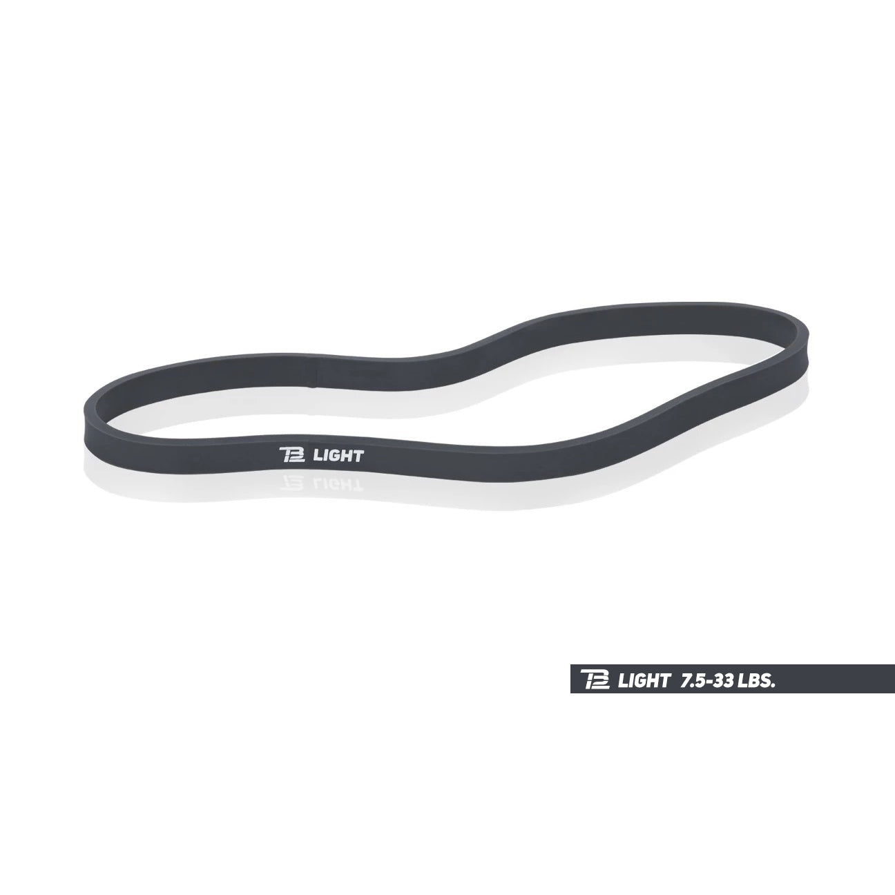 TB12 Short Light Looped Resistance Band - Short - Light