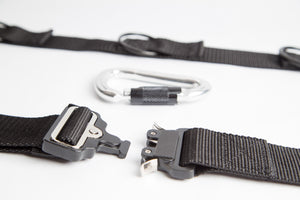 TB12™ Looped Resistance Band Kit - Door Anchor